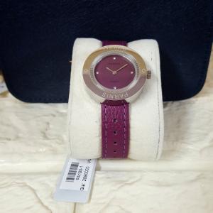 Thiết kế kinh điển đồng hồ nữ Parnis PA195-1