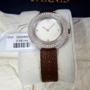 Thiết kế kinh điển đồng hồ nữ Parnis PA195-2