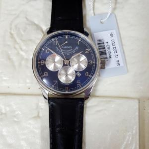 Thiết kế kinh điển của iwc đồng hồ nam Parnis PA6062-6