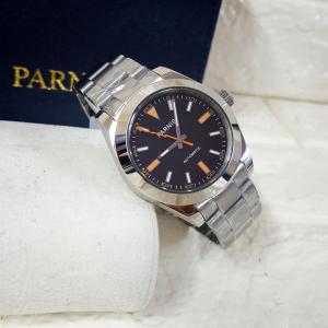 Thiết kế kinh điển đồng hồ nam Parnis PAA-2