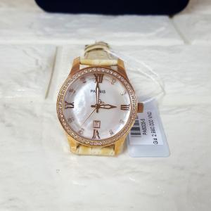 Thiết kế kinh điển đồng hồ nữ Parnis PA6005-5