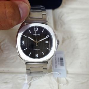Thiết kế kinh điển đồng hồ nam Parnis PA6022-12