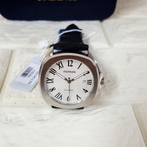 Thiết kế kinh điển đồng hồ nam Parnis P6022-2