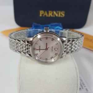 Thiết kế kinh điển đồng hồ nữ tuyệt đẹp Parnis PA6002L-12