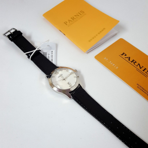 Thiết kế kinh điển đồng hồ nữ Parnis PA6005-21