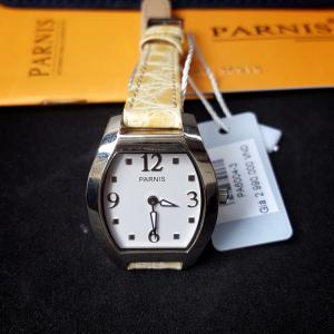 Thiết kế kinh điển đồng hồ nữ Parnis PA6004-33