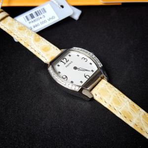 Thiết kế kinh điển tuyệt đẹp đồng hồ nữ Parnis PA6004-3