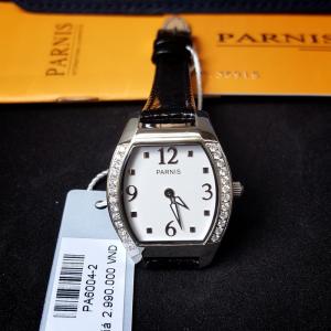 Thiết kế kinh điển Đồng hồ nữ siêu đẹp Parnis PA6004-2
