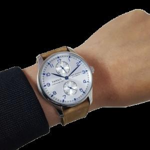 Đồng hồ nam số la mã PA6066-2