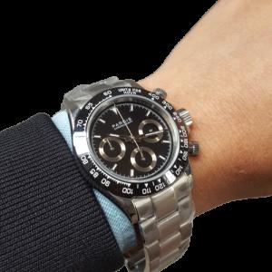 Đồng hồ bấm giờ thể thao Parnis PA6048