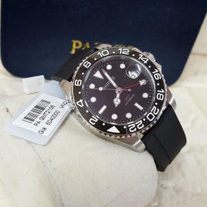 Thiết kế kinh điển rolex đồng hồ nam Parnis PA GMT2108