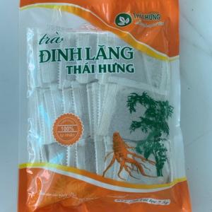 Trà đinh lăng Thái Hưng 50 túi lọc 5g