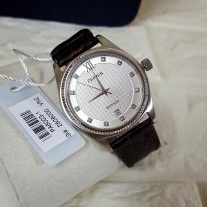 Thiết kế kinh điển đồng hồ nam Parnis size 36mm