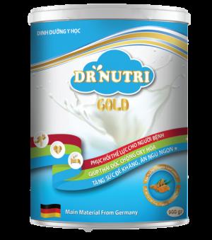 Sữa nghệ tăng cân Dr. Nutri Gold 400gr