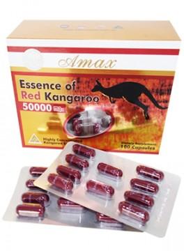 VIÊN NANG UỐNG AMAX ESSEN OF RED KANGAROO 50000 MAX