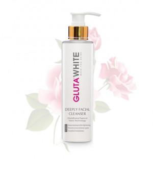 Sữa rửa mặt sạch sâu Gluta White Deeply Facial Cleanser ( 150 ML )