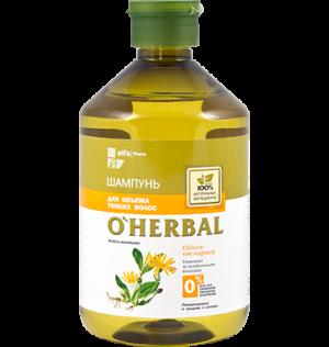 Dầu gội dành cho tóc mảnh, mỏng O'Herbal