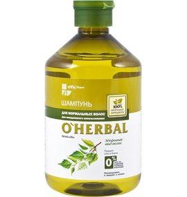 Dầu gội dành cho tóc thường O'Herbal, 500 ml