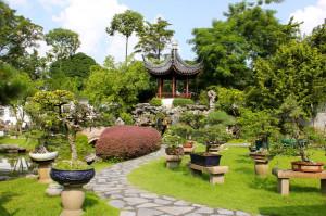 Biệt Thự Nhà Vườn Kiểu Mẫu