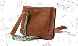 Thay đổi phong cách mỗi ngày cùng túi da sành điệu tới từ nước Ý