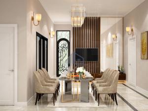 Thiết kế nội thất Quận 12