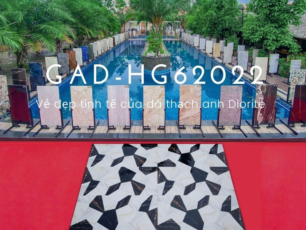 GAD-HG62022 viên gạch lấy cảm hứng từ hòn đá của Phật