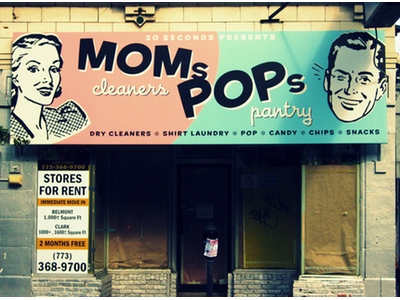 Mom – and – pop