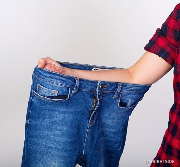 3 bước để chọn được chiếc quần jean vừa vặn hoàn hảo mà không cần thử