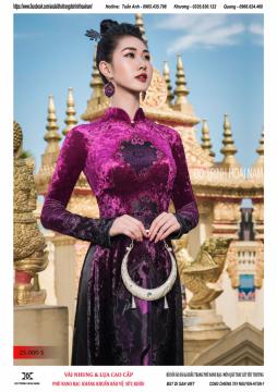 BST MIỀN DI SẢN | Áo Dài Đỗ Trịnh Hoài Nam