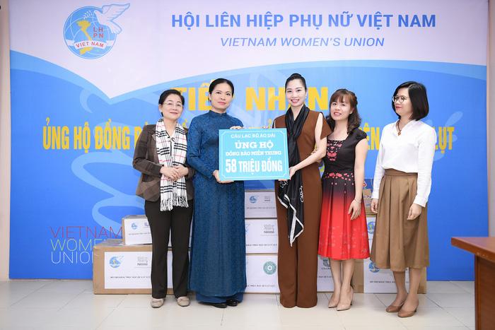 NTK Đỗ Trịnh Hoài Nam quyên góp, phát động ủng hộ đồng bào miền Trung