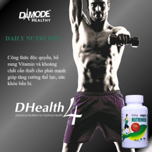Daily Nutri Men - 100 Tablets