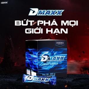 Dmaxx Energy Formula - Thức uống năng lượng