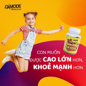 NUTRI KIDS - Vitamin, Khoáng Chất, Tăng Sức Đề Kháng Cho Trẻ Em