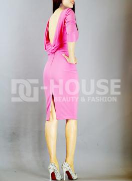 Đầm Hồng Gợi Cảm