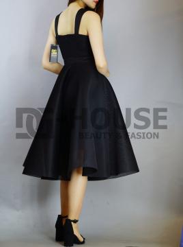 Đầm Đen Tung Tăng