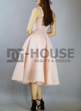 Đầm Hồng Nhả Nhặn