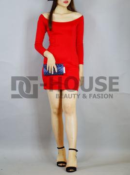 Đầm Đỏ Body