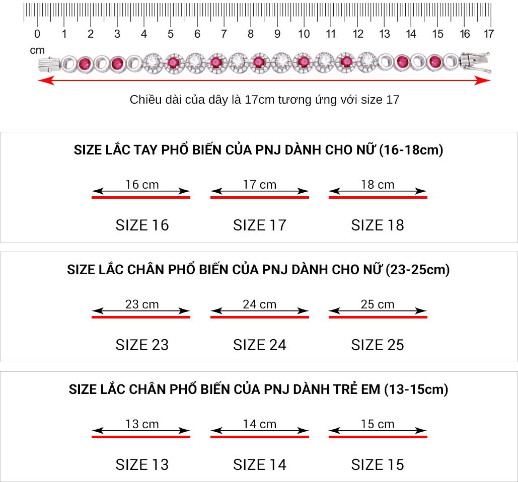 Cách đo sz lắc tay