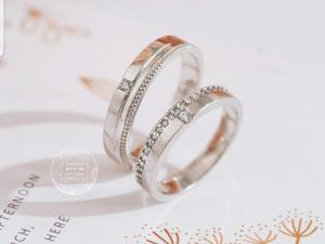 Nhẫn cưới - MS03 - Vàng 14k - 18k
