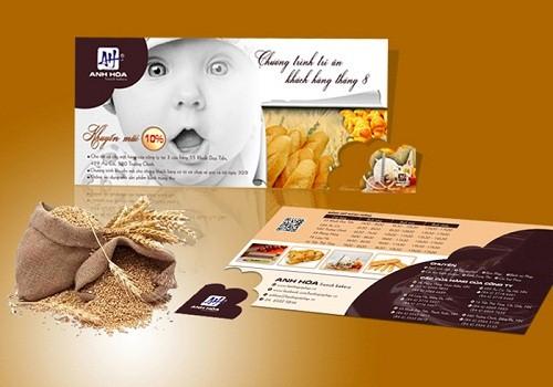 Thiết kế ấn phẩm quảng cáo