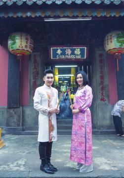 Đón tết cùng Quang Hà
