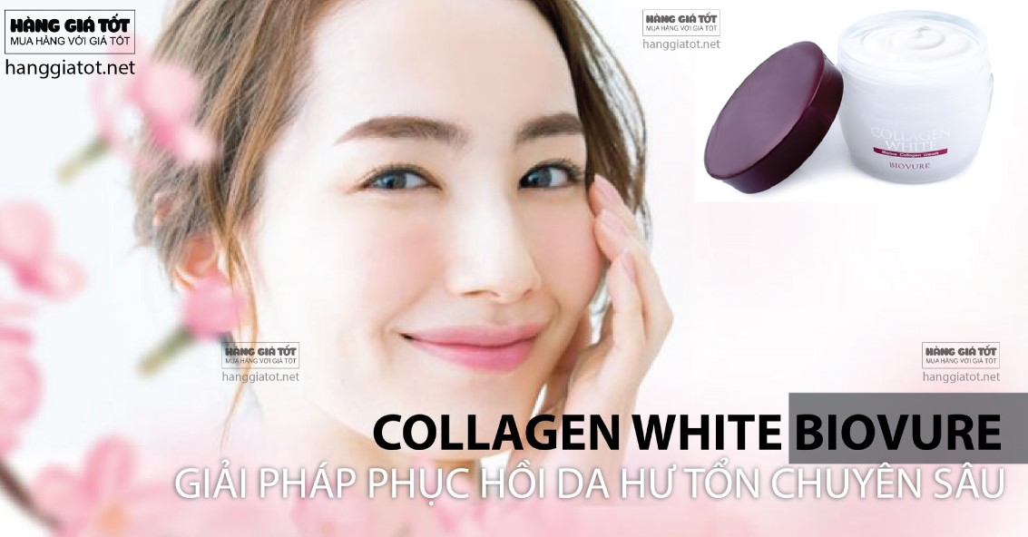 Collagen White Biovure