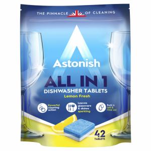 Viên rửa chén bát all in 1 Astonish C2170_42viên