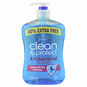 Nước rửa tay Astonish bảo vệ da C4671 (650ml)