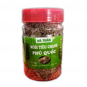 Muối tiêu chanh Hà Tuấn - Đặc sản Phú Quốc
