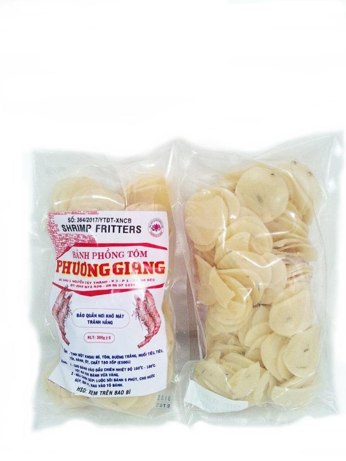 Bánh phồng tôm Phương Giang - Đặc sản Sa Đéc