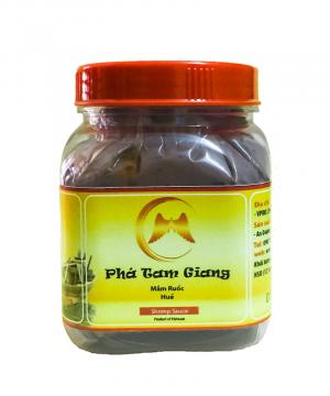 Mắm ruốc Phá Tam Giang - Đặc sản Huế