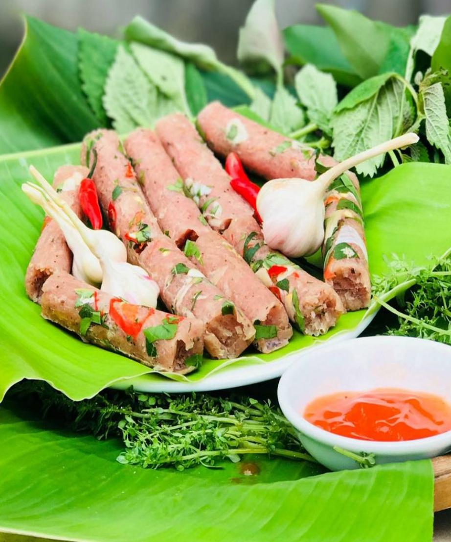 Nem chua Thanh Hoá dài (Combo 10 chiếc)