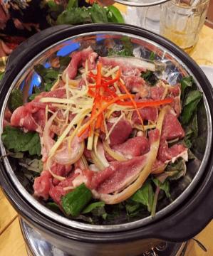 Thịt Dê Đã Rút Xương (Hấp, Lẩu, Nướng)