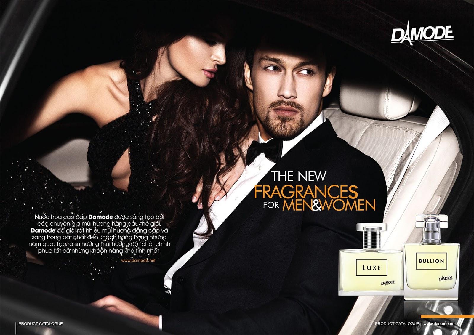 Damode Parfume Product